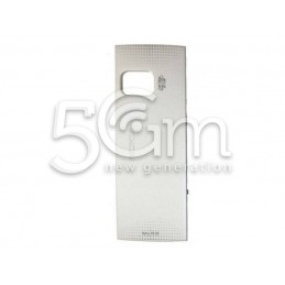 Nokia X6 White Back Cover