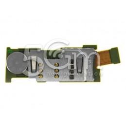 Nokia E52 Sim Card Flex Cable