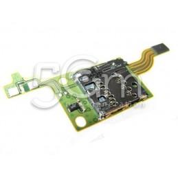 Nokia N97 Mini Memory Card Reader Flex Cable