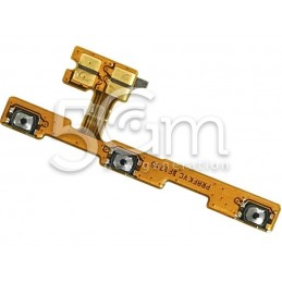 Accesione + Volume Flat Cable Huawei P8 lite 2017