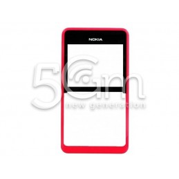 Nokia 210 Asha Pink Front Cover
