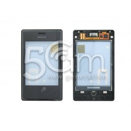 Touch Screen Nero + Frame Nokia 503