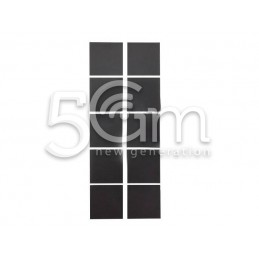Nokia Lumia 720 Black Battery Adhesive