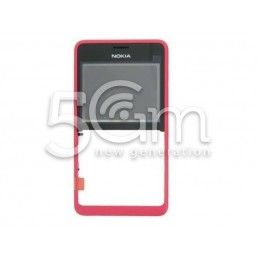 Nokia 210 Dual Pink Front Cover