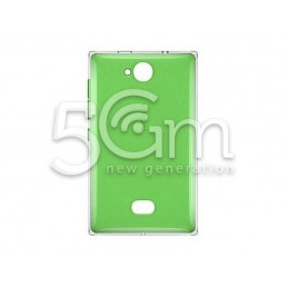 Nokia 503 Asha Green Back Cover