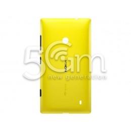 Nokia 525 Lumia Yellow Back Cover