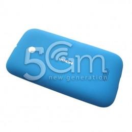 Nokia 510 Lumia Blue Back Cover