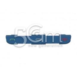 Tastiera Superiore Blu Nokia C5-03