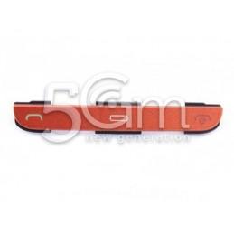 Tastiera Arancione Nokia C5-03