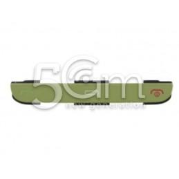 Tastiera Superiore Verde Nokia C5-03
