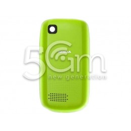 Nokia 200 Asha Green Back Cover