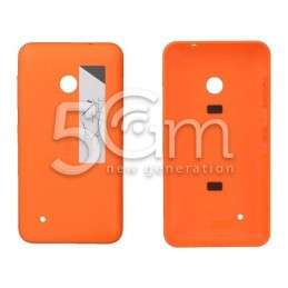 Nokia 530 Lumia Orange Back Cover