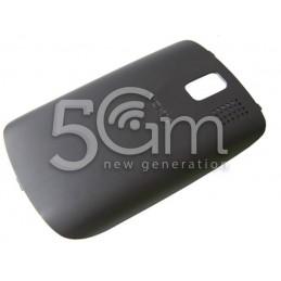 Retro Cover Grigio Nokia 302 Asha
