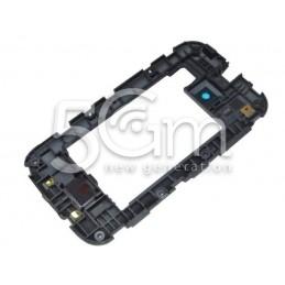 Nokia 510 Lumia Black Middle Frame