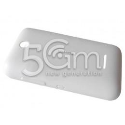 Nokia 230 Asha White Back Cover