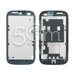Nokia 510 Lumia Black Front Cover