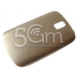 Retro Cover Gold Nokia 302 Asha