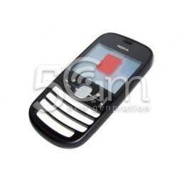 Front Cover Graphite Nokia 200 Asha