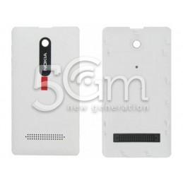 Retro Cover Bianco Nokia 210 Asha