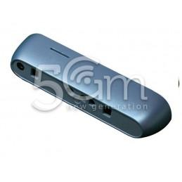 Cover Inferiore Blue Nokia E7