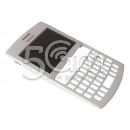 Nokia 205 Asha White Front Cover