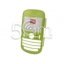 Front Cover Green Nokia 200 Asha