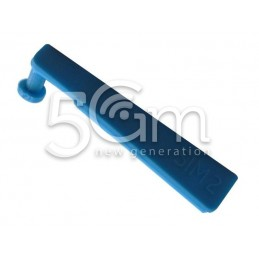 Sportellino Sim Card 2 Blue Nokia 205 Asha Dual Sim