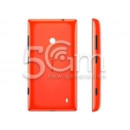 Nokia 525 Lumia Orange Back Cover
