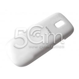 Nokia 202 White Back Cover