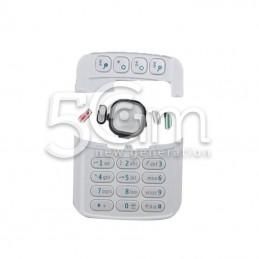 Nokia N86 Full White Keypad