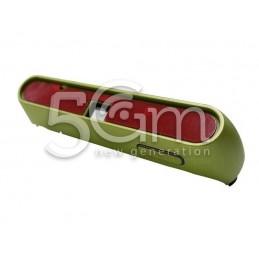 Cover Inferiore Verde Nokia N8