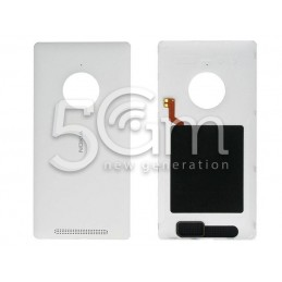 Nokia 830 Lumia White Back Cover