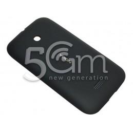 Nokia 510 Lumia Black Back Cover
