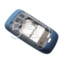 Middle Frame Completo Blue Nokia 302 Asha