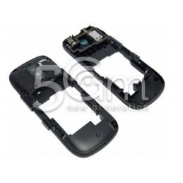 Nokia 202 Asha Black Middle Frame