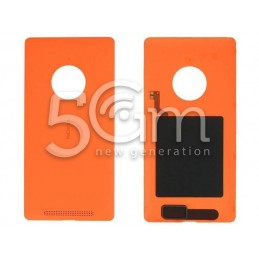 Nokia 830 Lumia Orange Back Cover
