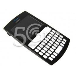 Nokia 205 Asha Black Front Cover