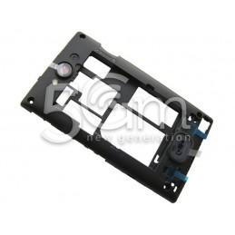 Middle Frame Nero Nokia 503 Asha