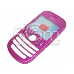 Front Cover Pink Nokia 200 Asha