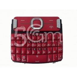 Tastiera Plum Red Nokia 302 Asha
