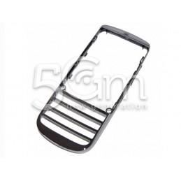 Nokia 300 Asha Graphite Grey Front Cover