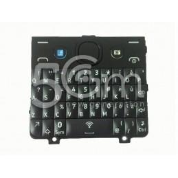 Tastiera Nera Nokia 210 Asha