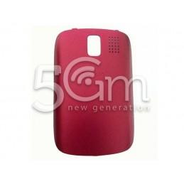 Retro Cover Plum Red Nokia 302 Asha