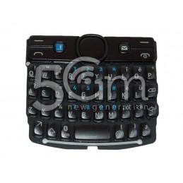 Tastiera Nera Nokia 205 Asha