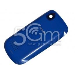 Retro Cover Blu Nokia 200 Asha