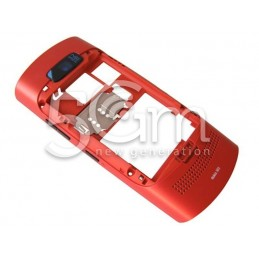 Nokia 303 Asha Full Red Frame