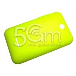 Retro Cover Giallo Nokia 230 Asha