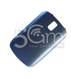 Nokia 302 Asha Blue Back Cover