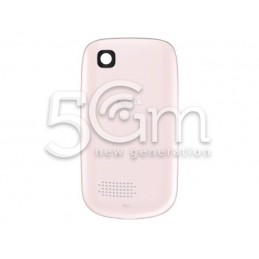 Nokia 200 Asha Light Pink Back Cover