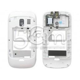 Middle Frame Completo Bianco Nokia 302 Asha